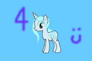 How to Draw a Pony I Made Up 4