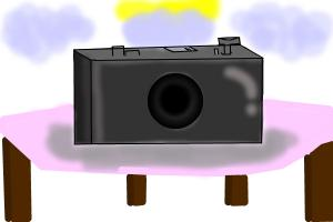 How to Draw a Real Camera