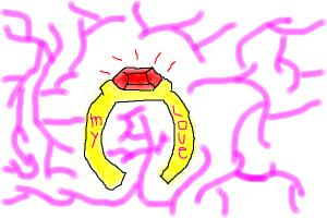 How to draw a Ruby Ring