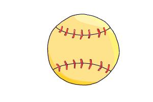how to play softball step by step