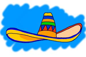 How to Draw a Sombrero