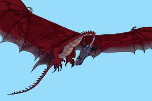 How to Draw a Typhoomerang Dragon from How to Train Your Dragon
