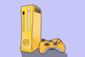 How to Draw an Xbox 360