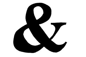 How to Draw an Ampersand