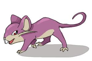 How to Draw an Anime Rat
