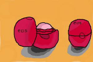 How to draw an eos