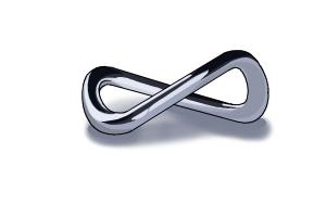 How to draw an infinity symbol