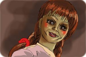How to Draw Annabelle