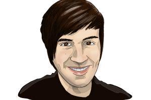 How to Draw Anthony Padilla from Smosh