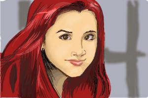 How to Draw Ariana Grande