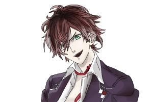 How to Draw Ayato Sakamaki from Diabolik Lovers
