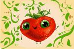How to Draw Barry The Berry from Cloudy With a Chance Of Meatballs