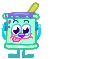 how to draw bodge from moshi monsters