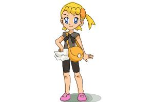 How to Draw Bonnie from Pokemon