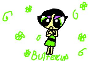 how to draw buttercup