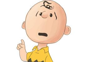 How to Draw Charlie Brown from The Peanuts Movie