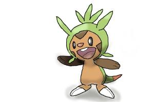 How to Draw Chespin