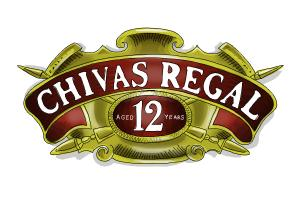 How to Draw Chivas Regal Logo