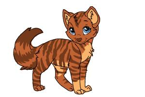 How to Draw Crookedstar from Warrior Cats