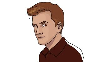 How to Draw David Tennant