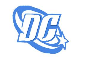 How to Draw Dc Logo