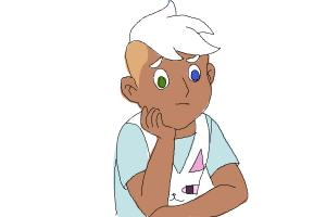 How to Draw Deckard Wizard from Bee And Puppycat