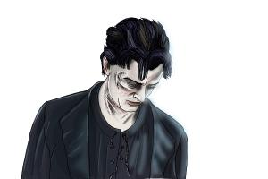 How to Draw Diaval, Sam Riley from Maleficent