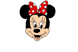 How to Draw Minnie - DrawingNow
