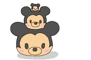 How to Draw Disney Tsum Tsum