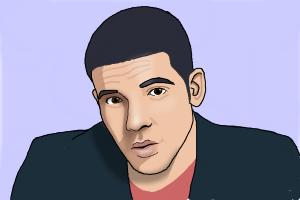 how to draw drake drawingnow