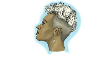 How to Draw Emeli Sandé