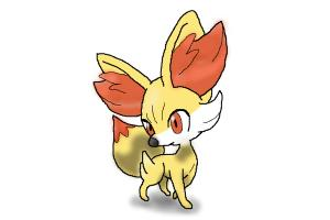 How to Draw Fennekin