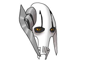How to Draw General Grievous