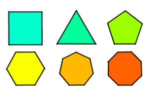 How to Draw Geometric Shapes