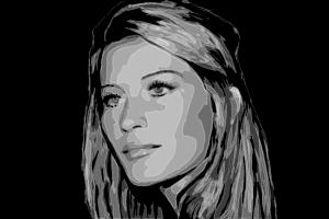 How to draw Gisele Bündchen