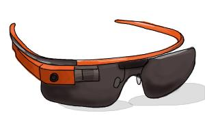 How to Draw Google Glass