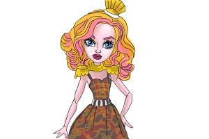 How to Draw Gooliope Jellington from Monster High