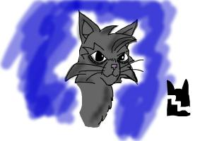 How To Draw Graystripe From Warrior Cats