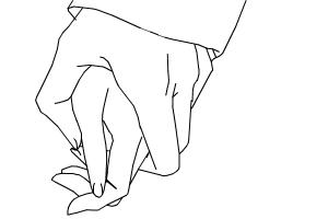 How to Draw Hands :P