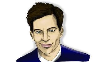 How to Draw Harry Connick Jr
