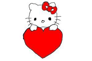 How To Draw Hello Kitty Fail Drawingnow