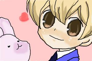 How to Draw Honey from Ouran Highschool Host Club