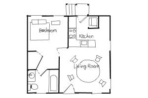 How to draw house plans floor plans drawingnow How to draw a house plan