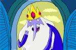 How to Draw Ice King from Adventure Time
