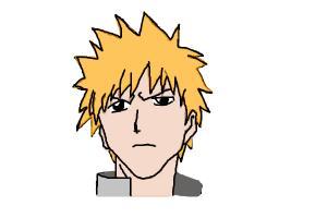 How to Draw Ichigo from Bleach