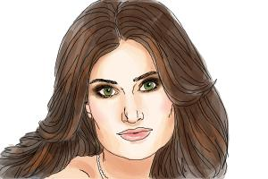 How to Draw Idina Menzel