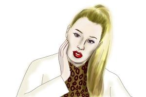 How to Draw Iggy Azalea