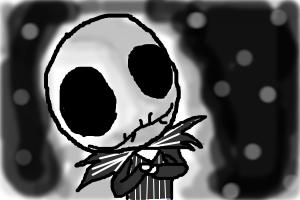 How to Draw Jack Skellington Chbi