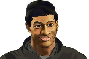 How to draw Jameis Winston