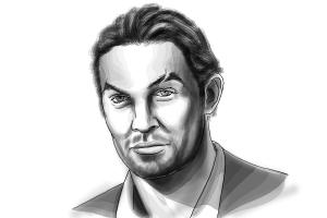 How to Draw Jason Momoa